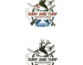 Nro 369 kilpailuun Logo for surfandturfadventures.org käyttäjältä iaru1987