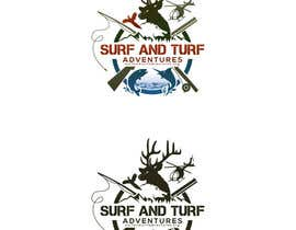 nº 369 pour Logo for surfandturfadventures.org par iaru1987