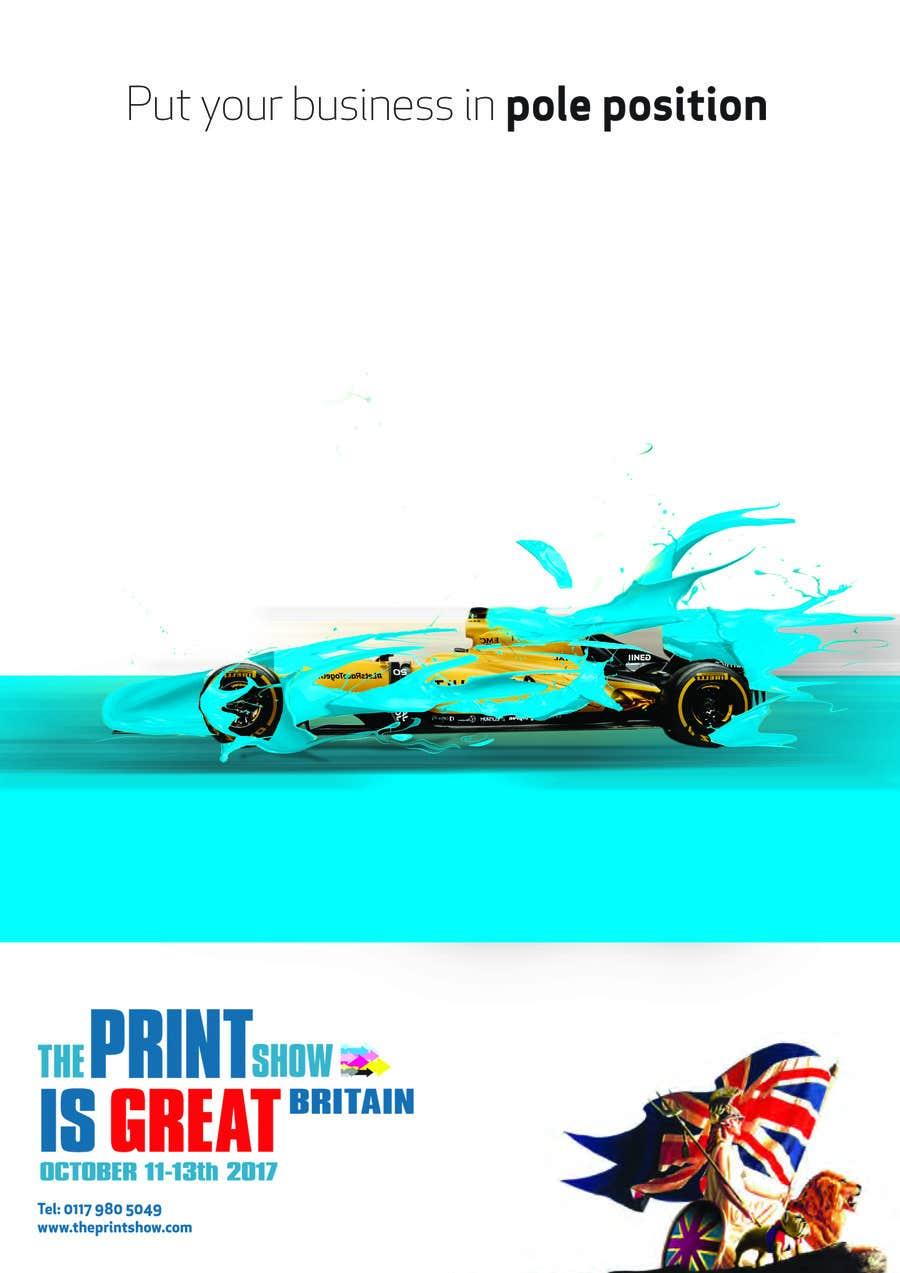 Proposition n°3 du concours Design an Advertisement