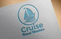 Proposition n° 57 du concours Logo Design pour Cruise Travel Masters - Idenity