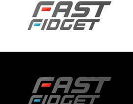 """nº 54 pour Design a Logo  """"Fast Fidget.com"""" """"Fast Fidget"""" par jaywdesign"""