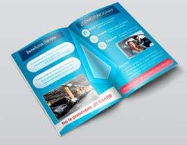Nro 17 kilpailuun Diseñar un folleto (díptico) käyttäjältä urieldr