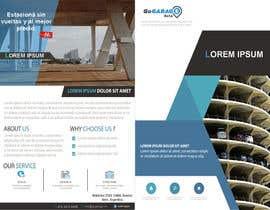 Nro 5 kilpailuun Diseñar un folleto (díptico) käyttäjältä santamariagv94