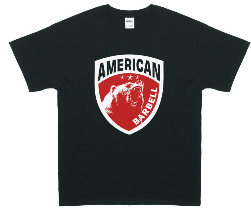 Proposition n°151 du concours Design a T-shirts for American Barbell - 10 designs needed