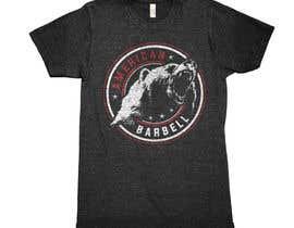 Nro 170 kilpailuun Design a T-shirts for American Barbell - 10 designs needed käyttäjältä greenpeacepait