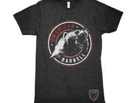 #172 for Design a T-shirts for American Barbell - 10 designs needed by greenpeacepait