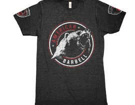 #173 for Design a T-shirts for American Barbell - 10 designs needed by greenpeacepait
