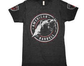 nº 174 pour Design a T-shirts for American Barbell - 10 designs needed par greenpeacepait