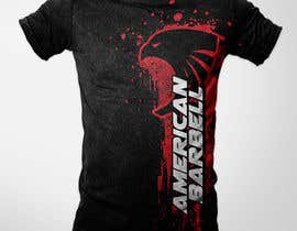 #168 for Design a T-shirts for American Barbell - 10 designs needed by novuz