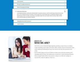 Nro 35 kilpailuun Design a Website Mockup käyttäjältä syrwebdevelopmen