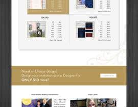 Nro 11 kilpailuun Design a Website Mockup käyttäjältä kevalthacker
