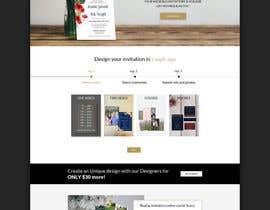 Nro 13 kilpailuun Design a Website Mockup käyttäjältä kevalthacker