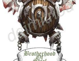Nro 15 kilpailuun Logo Design for a World of Warcraft Guild käyttäjältä ddimitriou