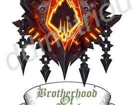 Nro 16 kilpailuun Logo Design for a World of Warcraft Guild käyttäjältä ddimitriou