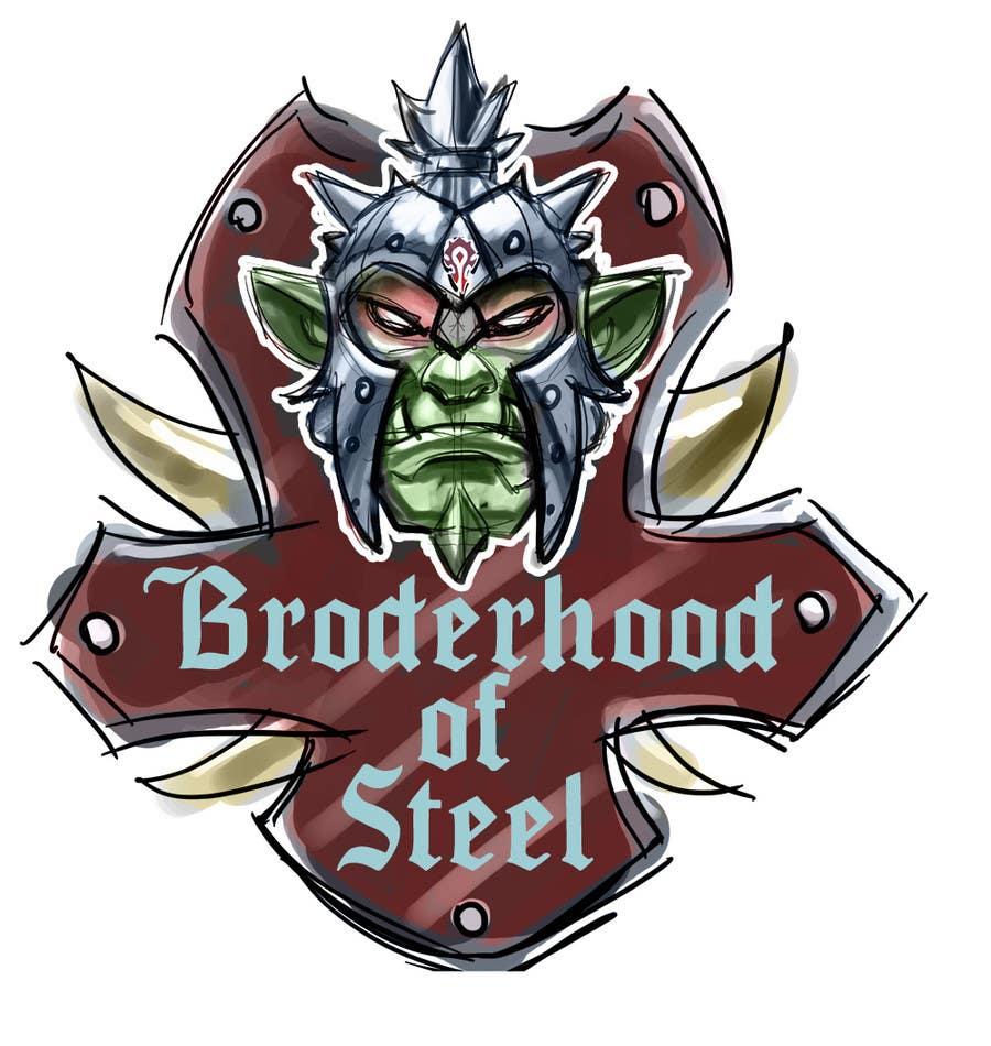 Proposition n°6 du concours Logo Design for a World of Warcraft Guild