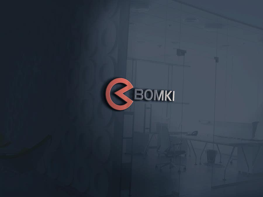 """Contest Entry #155 for """"Bomki"""" is Looking for an Awesome Logo.."""