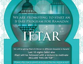 #26 for Ihsaas Trust Ramazan Iftari Program by nabeelrjt
