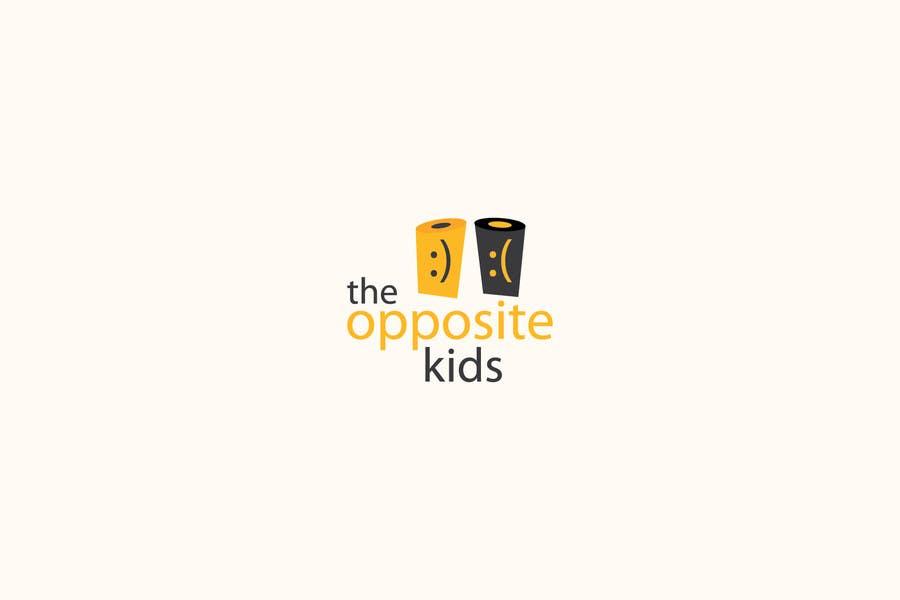 Bài tham dự cuộc thi #71 cho Logo Design for The Opposite Kids