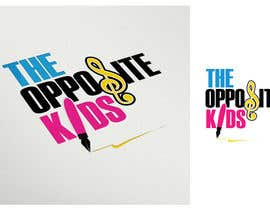 #61 para Logo Design for The Opposite Kids por vtsachin