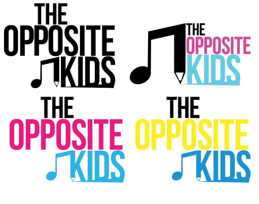 Bài tham dự cuộc thi #14 cho Logo Design for The Opposite Kids