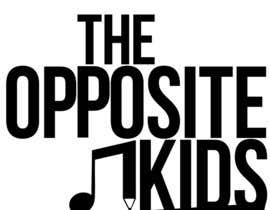 #2 para Logo Design for The Opposite Kids por BMcCanna