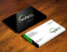 ezesol tarafından Design some Business Cards for Design Pro için no 8