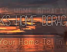 myshxd tarafından Design a Banner for Patrick's Home Boracay için no 10