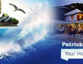 yassminbel tarafından Design a Banner for Patrick's Home Boracay için no 33