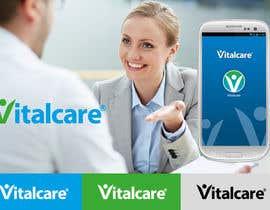 #233 untuk Design a Logo for Vitalcare oleh HimawanMaxDesign