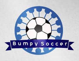 #3 para Diseñar un logotipo for Bumpy Soccer Mexico de IAN255