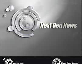 nº 90 pour Logo Design for NextGenNews par pironkova