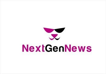 Konkurrenceindlæg #                                        21                                      for                                         Logo Design for NextGenNews