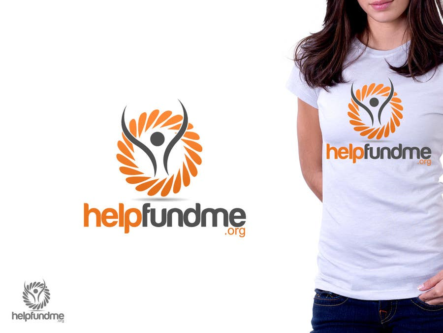 Inscrição nº 14 do Concurso para Logo Design for helpfundme.org
