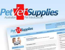 #70 dla Logo Design for Pet Vet Supplies przez twindesigner