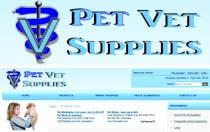 Graphic Design Inscrição do Concurso Nº49 para Logo Design for Pet Vet Supplies