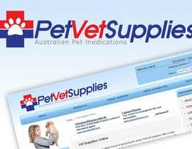 #190 для Logo Design for Pet Vet Supplies от mixfocuz