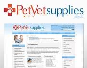 Graphic Design Contest Entry #88 for Logo Design for Pet Vet Supplies