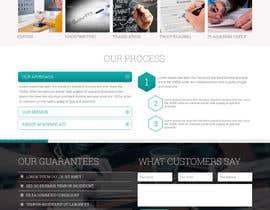 #63 untuk Design a PSD for my website oleh JazibUllah