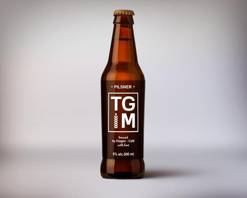 Proposition n°38 du concours Design our Beer Label!