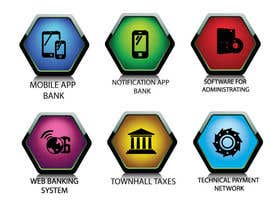 #13 untuk Design some Icons for Technology products oleh blueeyes00099