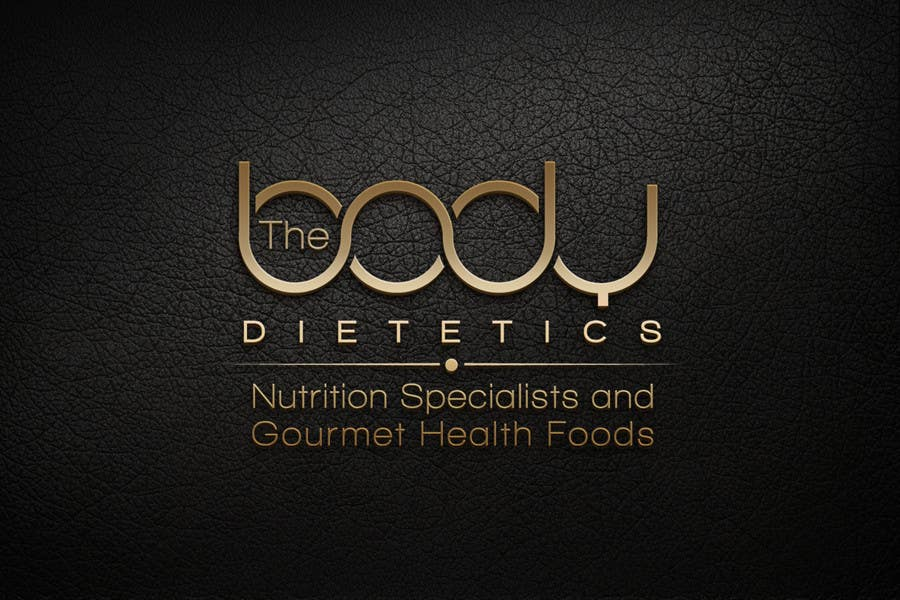 #122 for Logo Design for The Body Dietetics; health food and nutrition advice. by dimitarstoykov