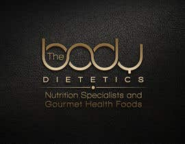 #122 for Logo Design for The Body Dietetics; health food and nutrition advice. af dimitarstoykov