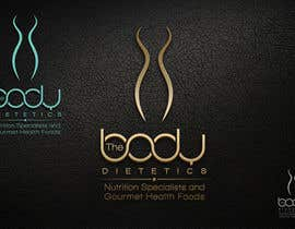 #95 for Logo Design for The Body Dietetics; health food and nutrition advice. af dimitarstoykov