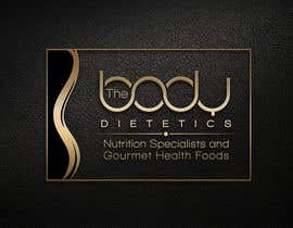 #121 for Logo Design for The Body Dietetics; health food and nutrition advice. af dimitarstoykov