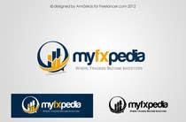 Bài tham dự #186 về Graphic Design cho cuộc thi Logo Design for myfxpedia