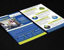 nº 21 pour Design a Brochure par thranawins