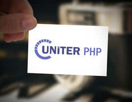 #8 for PHP, Uniter - Logo for Open Source software - PHP Framework. by aishaelsayed95