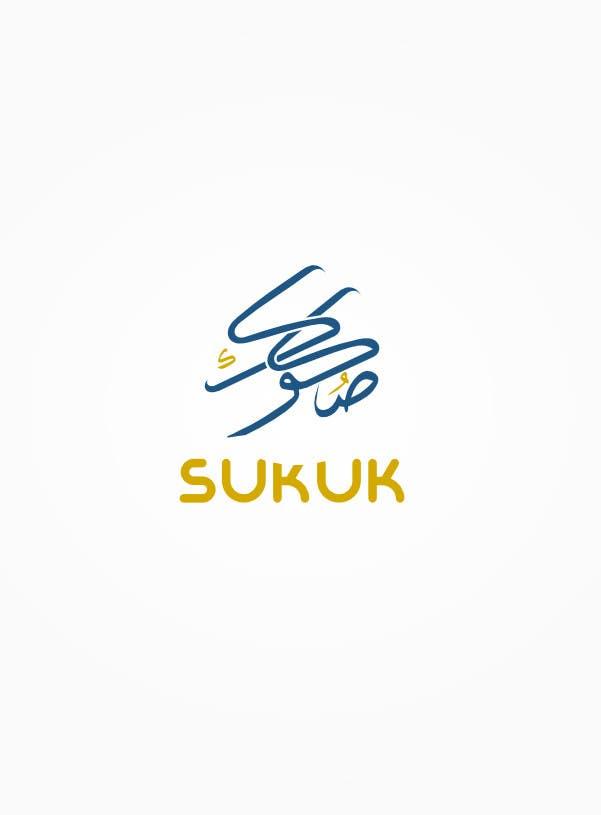 Proposition n°41 du concours Design an Arabic Logo for SUKUK