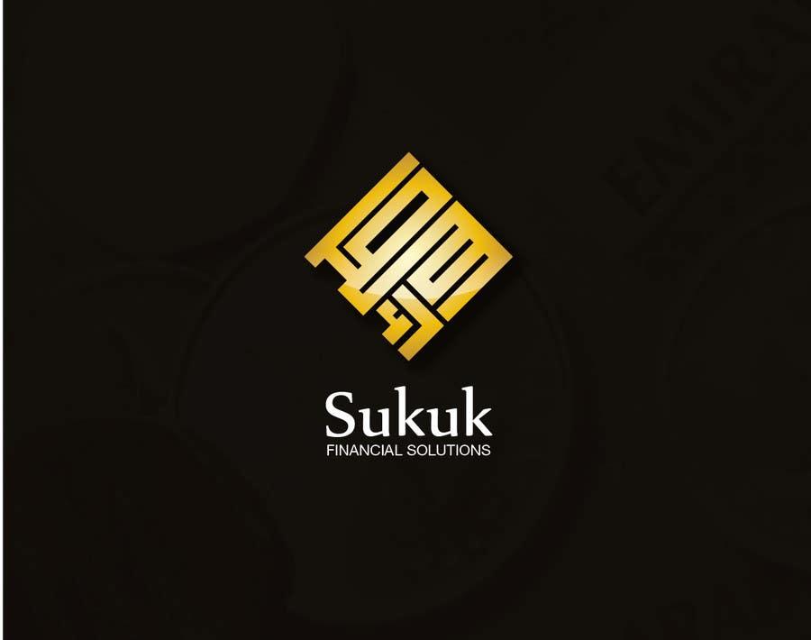Proposition n°49 du concours Design an Arabic Logo for SUKUK