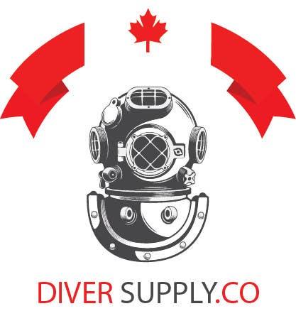 Proposition n°12 du concours Logo Design - Canadian Divers Supply
